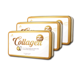 คอลลาเจนเซนโก (ผลิตภัณฑ์เสริมอาหาร) 3 กล่อง