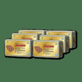 หลินจือมิน (60 แคปซูล) 6 กล่อง