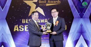 Nature Biotec คว้ารางวัล Best Awards Asean Brand 2019