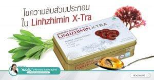 ไขความลับส่วนประกอบใน Linhzhimin X-Tra
