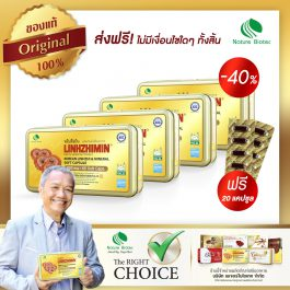 Linhzhimin (60 Cap) 4 Box
